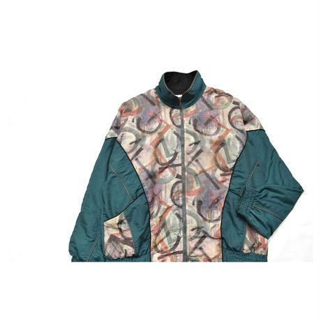 Old Gara Nylon Jacket