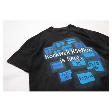 90s Cyber Design S/S T-shirt
