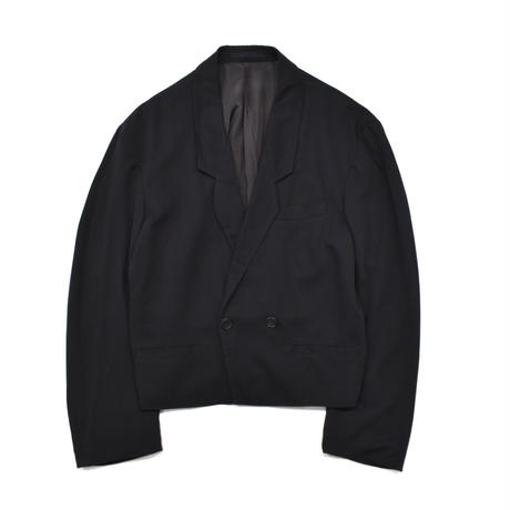 Short length tailored jacket