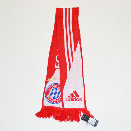adidas BAYERN MUNCHEN サッカーマフラー
