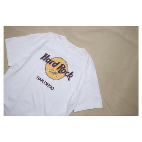 "90s Hard Rock Cafe S/S T-shirt ""SAN DIEGO"""