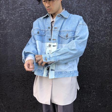 "VERS Remake ""再生"" デニムジャケット"
