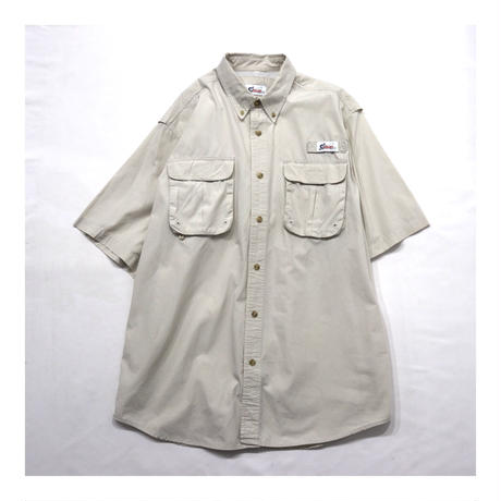 WORLD WIDE SPORTMAN フィッシングシャツ