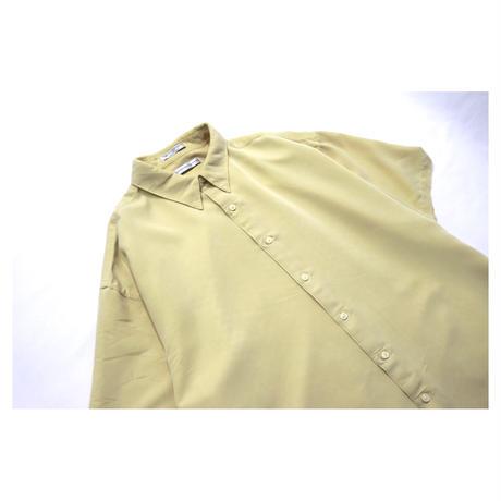 Pale yellow S/S Shirt