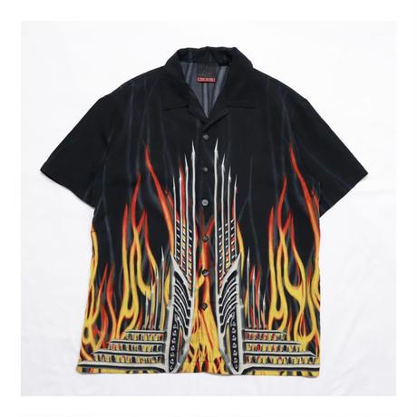 00s Fire Design S/S shirt