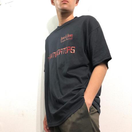 THE INTIMIDATORS print S/S T-shirt