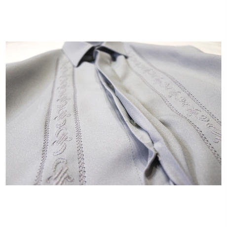 Vintage Embroidery Design S/S shirt