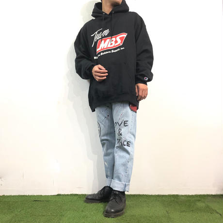 Champion Over Size Hoodie