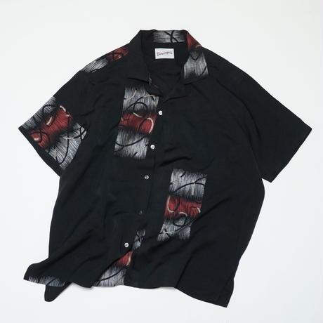 抽象織り模様【L】