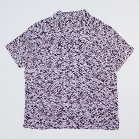 竹笹模様 【L】【ケニシャツ】