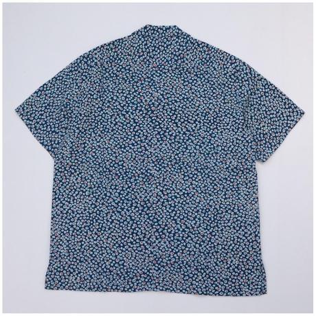 抽象模様柄【L】【ケニシャツ】