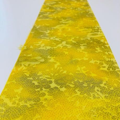 抽象柄模様総青海波地紋【タックラップスカート】