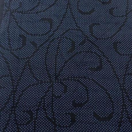 幾何菊模様【L】