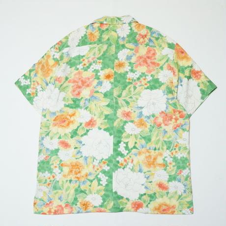 牡丹・菊模様【L】