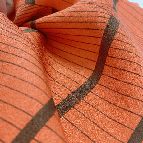 幾何学に竹縞模様【S】