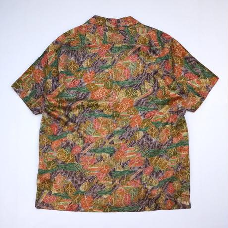 岩里模様 【L】【ケニシャツ】