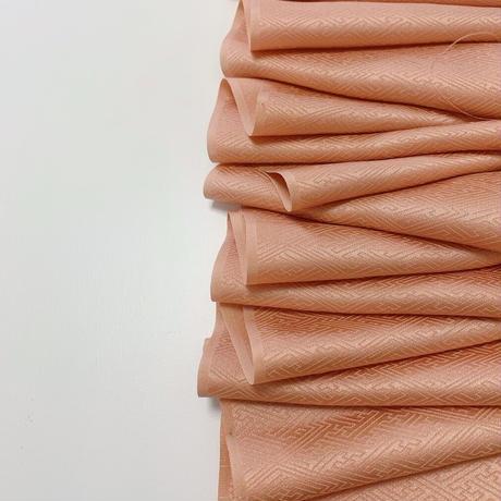 総細沙彩地紋【ギャザーラップスカート】