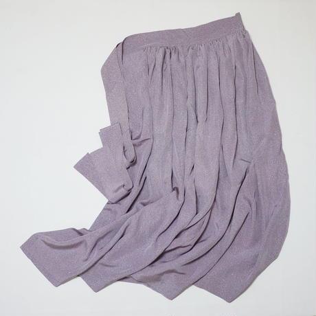 のり散らし模様【ギャザーラップスカート】