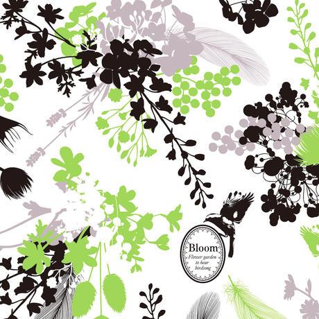 ハーバリウムガーデン(ブラック×グリーン)