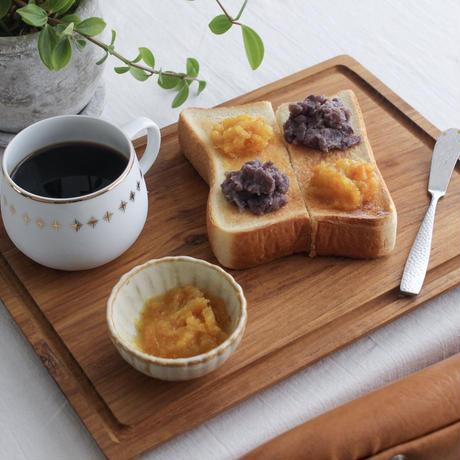 【コーヒーハウス かこ】KAKO入門3種名古屋モーニングセット(自家製あんこ・マーマレード・コーヒー豆)