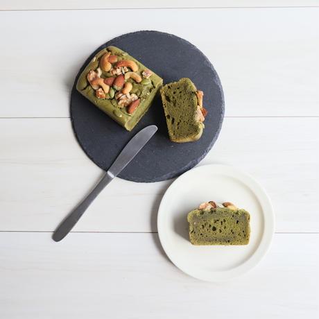 【ラマリー】グルテンフリーお菓子もち大麦パウンドケーキセット(ココア・抹茶)