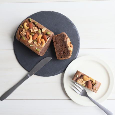 【ラマリー】グルテンフリーお菓子もち大麦パウンドケーキ(ココア)と大麦シリアルバー詰め合わせ