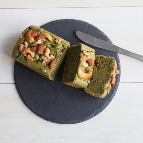 【ラマリー】グルテンフリーお菓子もち大麦パウンドケーキ(抹茶)と大麦シリアルバー詰め合わせ