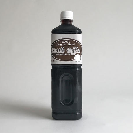 【コーヒーハウス かこ】自家製フルーツコンフィチュール2種&ボトルコーヒーセット