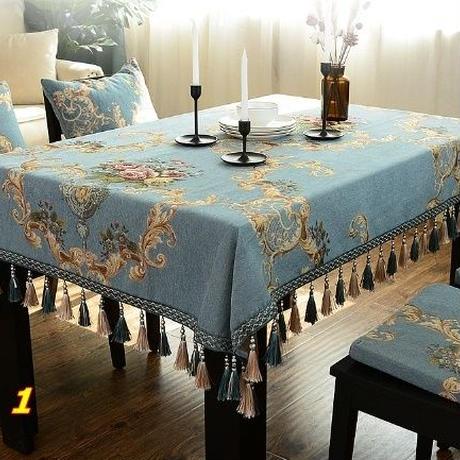 ヨーロッパのテーブルクロス布テーブルクロスコーヒーテーブルマットテーブルマット