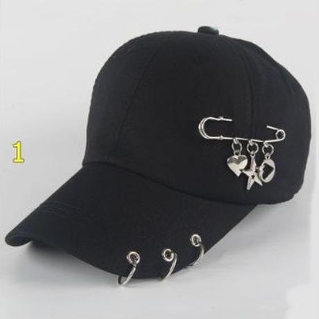 ストリートヒップスターのユニセックス帽子