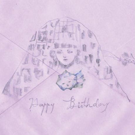 ポストカード《Happy Birthday》