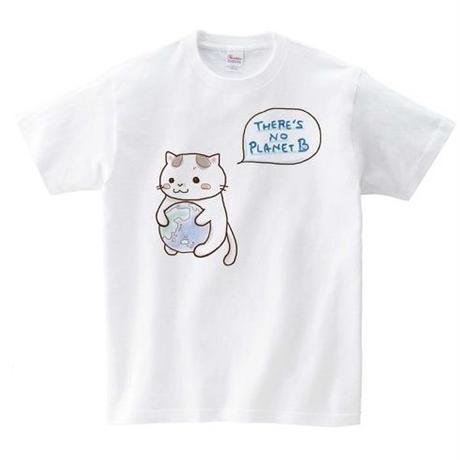 10月下旬発送 マロちゃんTシャツ 気候変動編