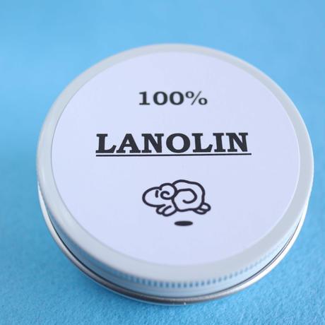 羊さんの毛から作った、安全保湿アイテム!「LANOLIN(ラノリン25g)」