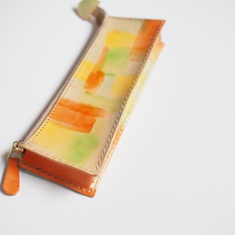 ボックス型ペンケース Kimama 002