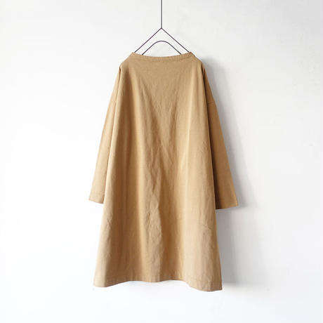 ichi 200456 Cotton Long Pullover / 2 COLORS