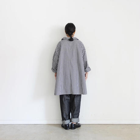 ichi 200411 Typewriter Shirt / 2 COROLS
