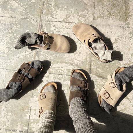 LOITER L039 Mix Linen Socks / 3 COLORS