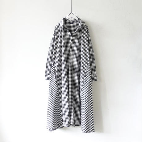 ichi 200412 Typewriter Shirt One Piece / 2 COROLS