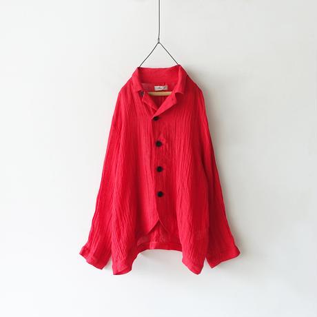 ichiAntiquités 601215  Linen Jacket / 3 COLORS