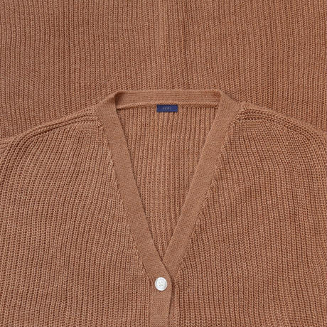 ichi 200648 Knit Long Cardigan / 3 COLORS