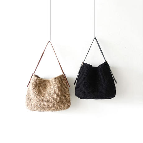 KYUCA KY-1203 Shoulder Tote Bag / 2 COLORS