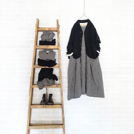 ichiAntiquités 600628 Cotton Wool Color Jacket / 2 COLORS