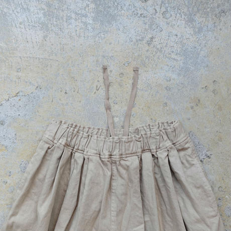 ichi 190939 Balloon Pants / BEIGE