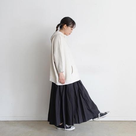 ichi 201165 Hoodie / A : NATURAL