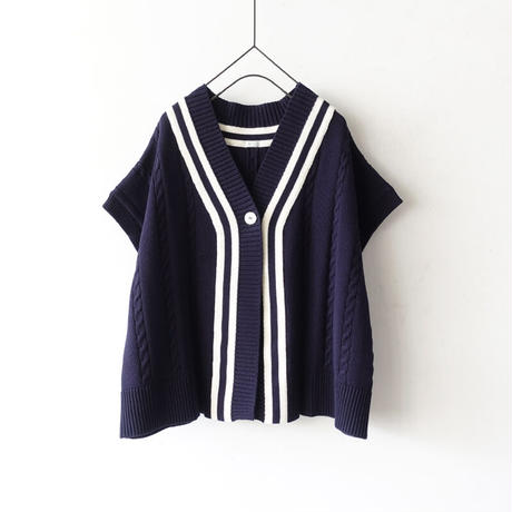 ichi 201256 Tilden Knit Over Cardigan / 2 COLORS
