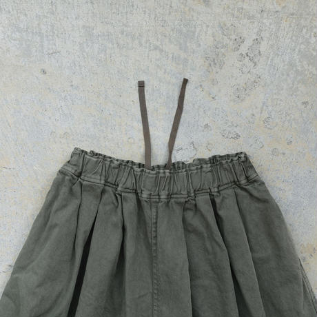 ichi 190939 Balloon Pants / KHAKI