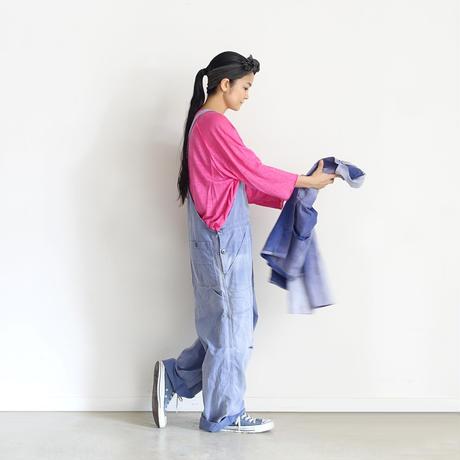 【ONLINE LIMITED】ichiAntiquités 600952 Linen Raglan Pullover / 2 COLORS