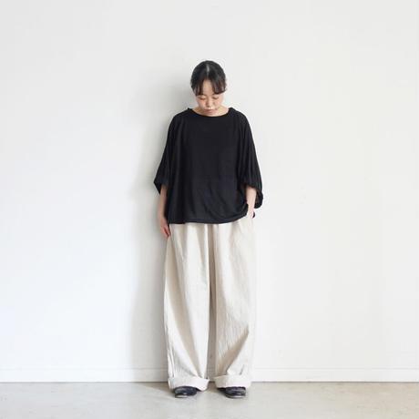 ichi 201127 3 Way Salopette Pants / A : NATURAL