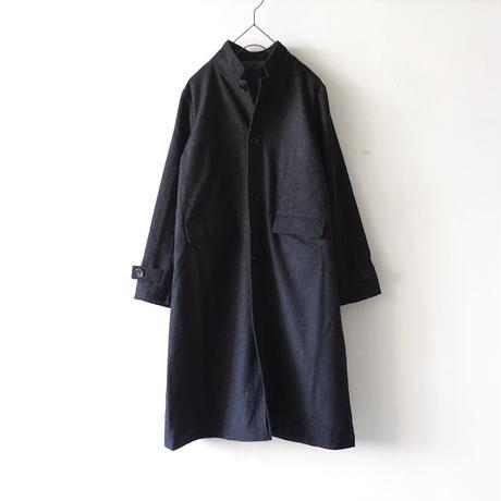 i c h i 180624 Coat / Charcoal