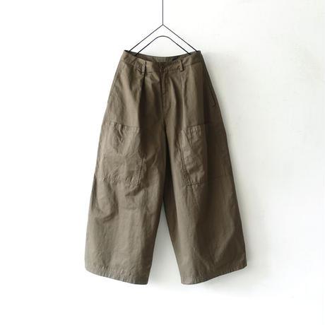 ichi 210426 Wide Pants / 2 COLORS